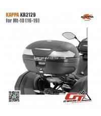MT-10 (16-19) Kappa Topbox Rack