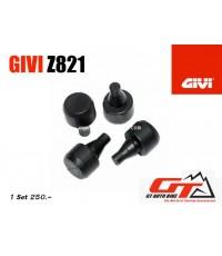 ปุ่มยางเล็ก รองถาด GIVI Asia