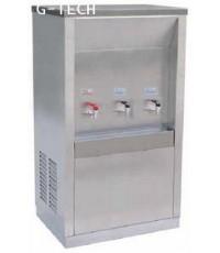 ตู้ทำน้ำเย็นสแตนเลส ร้อน 1 ก๊อก เย็น 2 กีอก