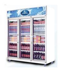ตู้แช่เย็นกระจก 3 ประตู ยี่ห้อ SANDEN INTERCOOL รุ่น SDC-1500AY (56 คิว)