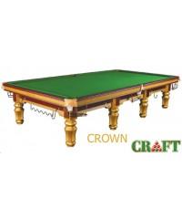 โต๊ะสนุ๊กเกอร์ CRAFT รุ่น CROWN by GTT BILLIARD