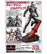 ~ Kotobukiya : Iron Man 3 : ARTFX War Machine (PVC Figure) ~