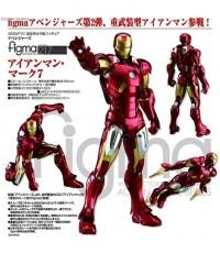 ~ Max Factory : The Avengers : Figma Iron Man Mark VII (ABS, PVC Figure)~