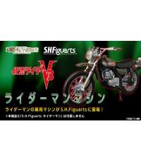 ~ Bandai : Kamen Rider V3 : S.H.Figuarts Riderman Machine (PVC,ABS) ~ EXCLUSIVE TAMASHII