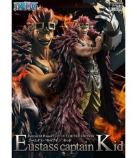 ~MegaHouse : Excellent Model P.O.P One Piece Limited Edition : Eustass Kid (J.P/H.K Ver.)~EXCLUSIVE