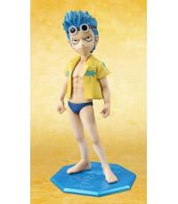 ~ MegaHouse : Excellent Model P.O.P One Piece Series CB-R3 Franky (PVC Figure) ~(H.K)