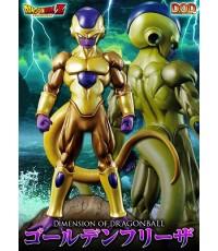 ~ MegaHouse : Dragon Ball Z : Dimension of DRAGONBALL GOLDEN FREEZA (PVC Figure) ~