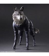 ~ SQUARE ENIX : Metal Gear Solid V The Phantom Pain Play Arts Kai D-DOG (PVC Figure) ~