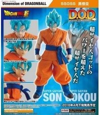~ MegaHouse : Dragon Ball: Dimension of Dragonball SSGSS Son Goku (PVC Figure) ~