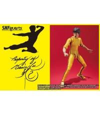 ~ Bandai : S.H.Figuarts Bruce Lee (Yellow Track Suit) (PVC Figure) ~