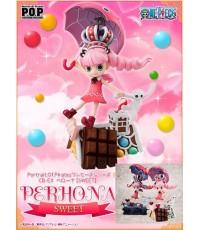 ~ Megahouse : P.O.P One Piece : CB-EX Perona [Sweet] Ver. (1/8 PVC figure) ~ MEGATREA LIMITED