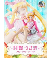 ~ Megahouse : Sailor Moon : Tsukino Usagi Fruit Parlor Ver. Sweeties  (PVC Figure) ~MEGATREA LIMITED