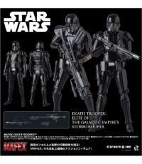 ~ Medicom Toy : Rogue One: A Star Wars Story : MAFEX No.044 Death Trooper (TM) (Fashion Doll) ~