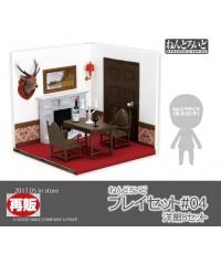 ~ Phat Company : Nendoroid Play Set 04: Western Set B (PVC Figure)~ REPRODUCT