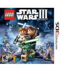 3DS : Lego Star Wars III The Clone War (US)