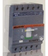 เบรกเกอร์สวิทซ์ตัดไฟฟ้าอัตโนมัต (MCCB) MOULDED CASE CIRCUIT BREAKER (MCCB)-HACO-DAM1N-160-3100
