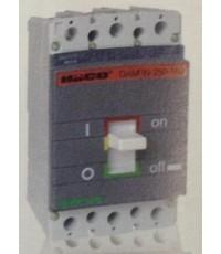 เบรกเกอร์สวิทซ์ตัดไฟฟ้าอัตโนมัต (MCCB) MOULDED CASE CIRCUIT BREAKER (MCCB)-HACO-DAM1N-250-3200