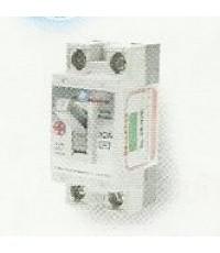 เซฟตี้เบรกเกอร์ (ป้องกันไฟเกิน มีสัญญาณไฟสีฟ้า)-HACO-SB-N40L
