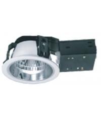 โคมไฟฝังฝ้าชนิดติดแนวนอน Horizontal Recessed Downlights-HACO-HH-TD6-2