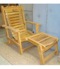 เก้าอี้นอนเล่น พับได้