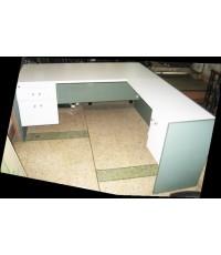 โต๊ะทำงาน  มีไซด์ข้าง