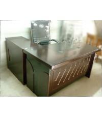 โต๊ะทำงานมีไซด์ข้าง