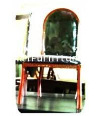 เก้าอี้รับประทานอาหาร โครงไม้แกะสลัก