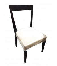 เก้าอี้รับประทานอาหาร เบาะกำมะหยี่