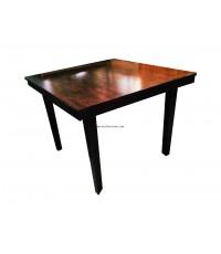 โต๊ะไม้ สี่เหลียมจตุรัส
