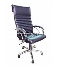 เก้าอี้ผู้จัดการ KW901/1H โครงเหล็ก 2 ชั้น