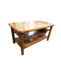 โต๊ะกลาง ไม้สัก Handenson 1970 90*50*46 cm