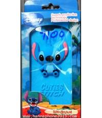 เคสยางซิลิโคน Stitch สติช ซัมซุงกาเแล็คซี่แกนร์ด S3 S4 Note2 Note3