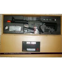 M4 CQB MATEL GEAR BOX { JG} จีนกง หัวสั้น+เกียร์ดำแรงสุดๆ