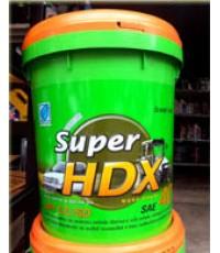 บางจาก Super HDX SAE40 18ลิตร