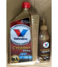 4-AT วาโวลีน แชมป์ + gear