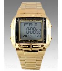นาฬิกา Casio Data Bank เรือนทองยอดนิยม รุ่น DB-360G-9ADF