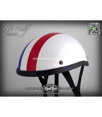 HB Half Helmet * France Graphic