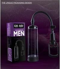 กระบอกสูญญากาศ รุ่นมาตรฐาน (กล่องม่วง) - Pennis Vacuum Pump Original