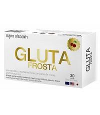 Gluta Frosta เคล็ดลับผิวขาวใส มีออร่าของดาราและพริตตี้เงินล้าน จัดส่งฟรี