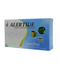 อเลอไทด์ Alertide รวมสารสกัดจากธรรมชาติเต็ม100 คัดสรรคุณภาพ เพื่อบำรุงสมองและระบบประสาท