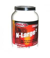 N-Large2 Powder  (เพิ่มน้ำหนัก) มี Vanila และ Chocolate ให้เลือก
