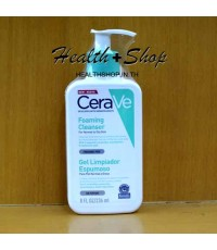 Cerave Foaming Cleanser Gel for Normal to Oily Skin 236 ml