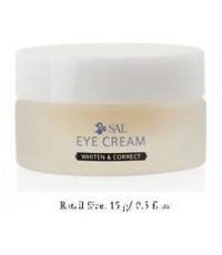 SAL EYE Cream 15 ml ประสิทธิภาพ 5 ประการเพื่อดูแลทุกปัผยหารอบดวงตา