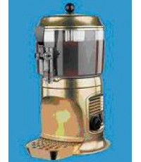 Delice Gold Count top dispenser for the mixing and dispensing of thick chocolate and other hot drink