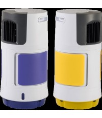 Masterkool พัดลมไอเย็น รุ่น MIK-07 EX (สีเหลือง, สีม่วง)