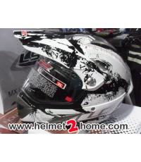 หมวกโมตาด LS2 MX433 QUAKE