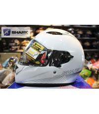 Shark Helmet Model Vision-R White