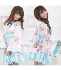 พร้อมส่ง ชุดญี่ปุุ่น ชุดกิโมโน ชุดเกอิชา ไสตล์ญี่ปุ่นสาวเซ็กซี่ Geisha kimono Costume