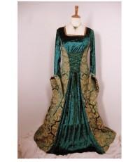 pre order  ชุดแฟนซี ชุดราชินี ควีน ชุดแฟนซีราชินี ชุดเจ้าหญิง Princesse style palace costume
