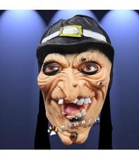 พร้อมส่ง หน้ากากฮาโลวีน HALLOWEEN หน้ากากแฟนซี วัสดุยาง